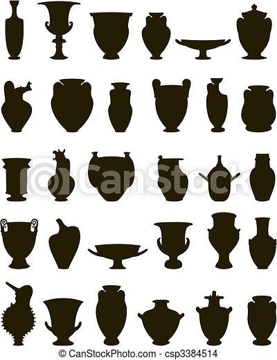 Vase - csp3384514