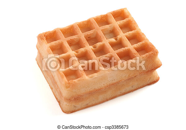 Square Waffle Clipart - More information