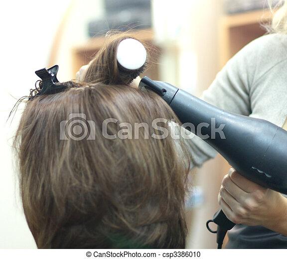 haircare - csp3386010