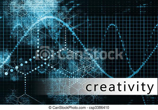 Creativity - csp3386410