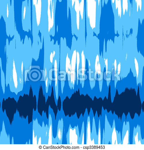 artistic tied dyed background - csp3389453