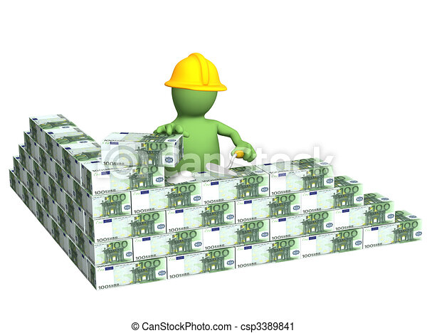 Building business - csp3389841