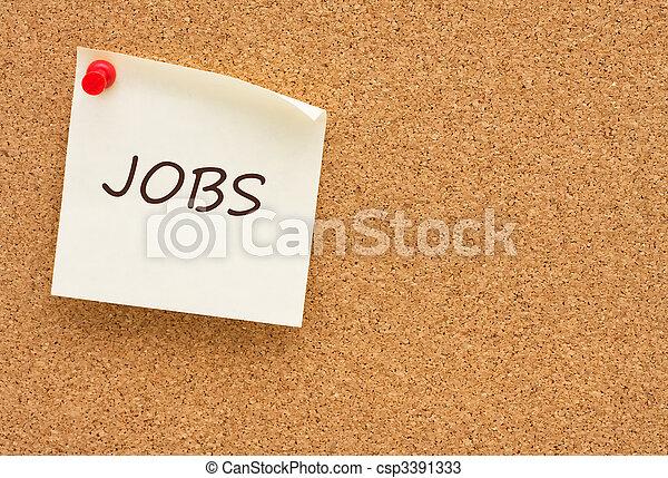 Job posting - csp3391333