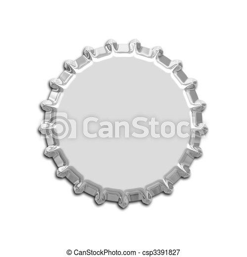 bottle cap - csp3391827