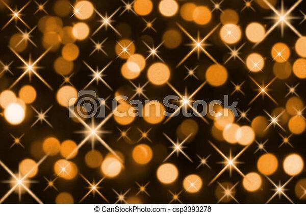 Holiday Lights - csp3393278
