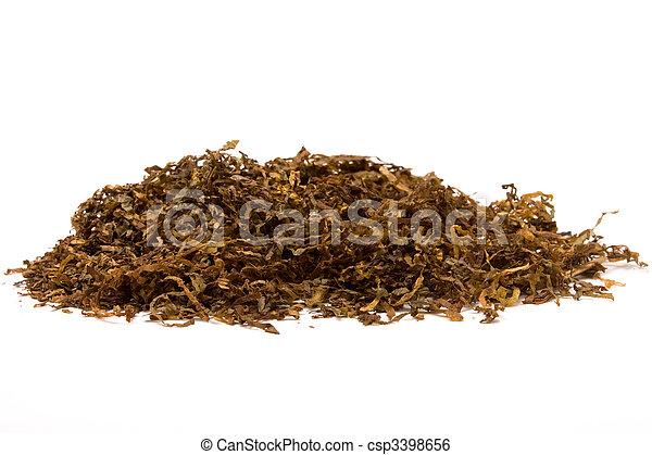 Tobacco - csp3398656