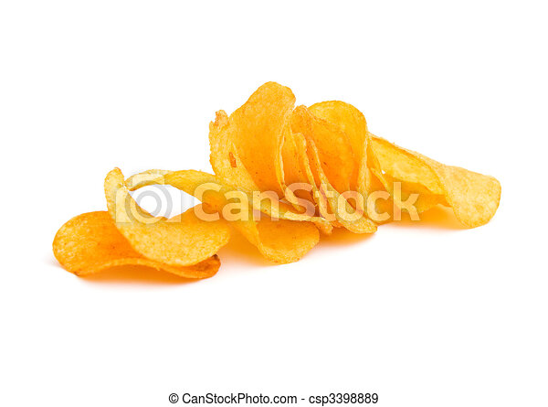 Potato chips - csp3398889