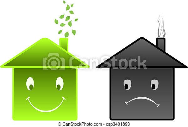 eco house - csp3401893
