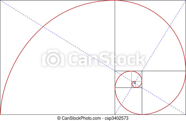 golden ratio - csp3402573