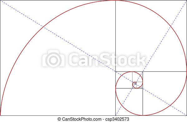 golden ratio - csp3402573