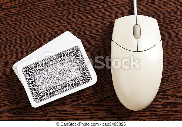 internet gambling - csp3403025