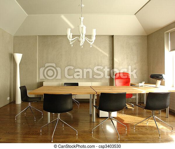 オフィス - csp3403530