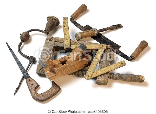 Carpenter tools - csp3405305