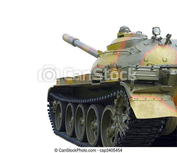 Military Tank - csp3405454