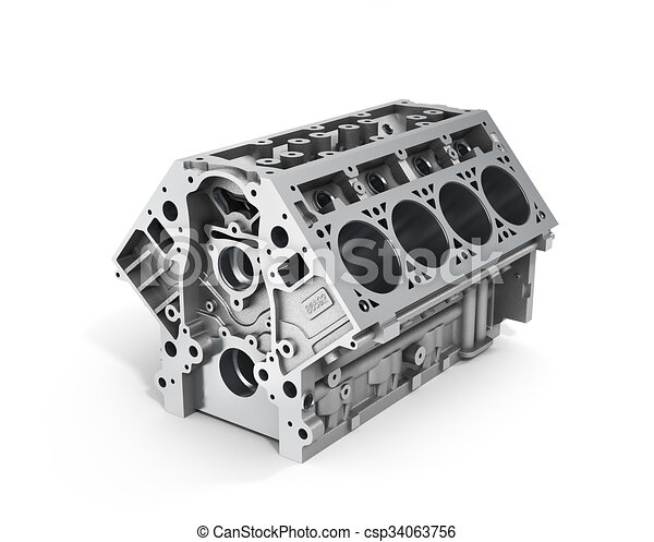 V8 Engine Clipart Stock Illustrations of...