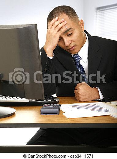 Failed Financial Advisor - csp3411571