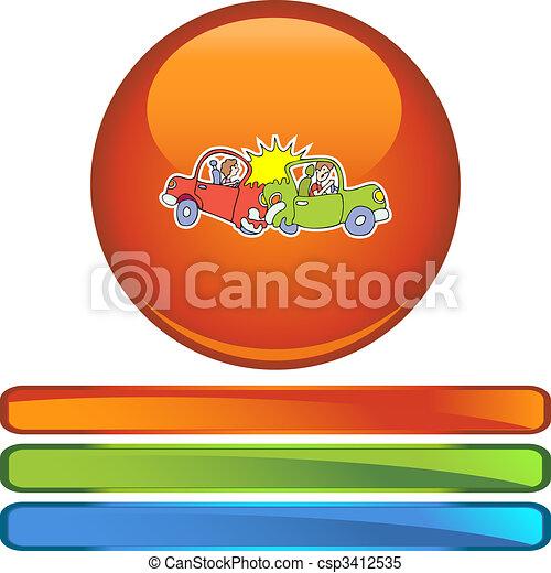 Car Accident - csp3412535