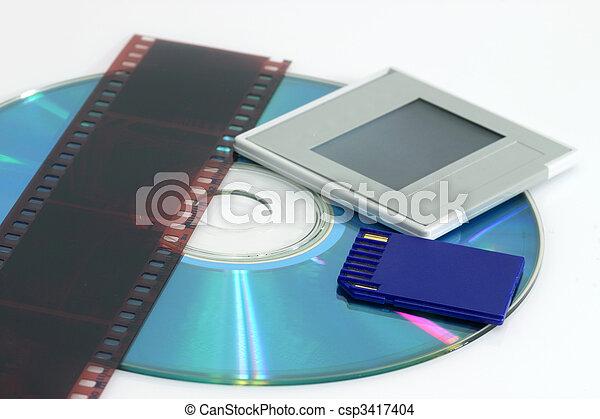 Photo archive - csp3417404