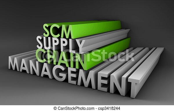 Supply Chain Management - csp3418244