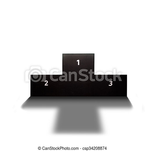picture of podium back lit podium casting shadow in. Black Bedroom Furniture Sets. Home Design Ideas