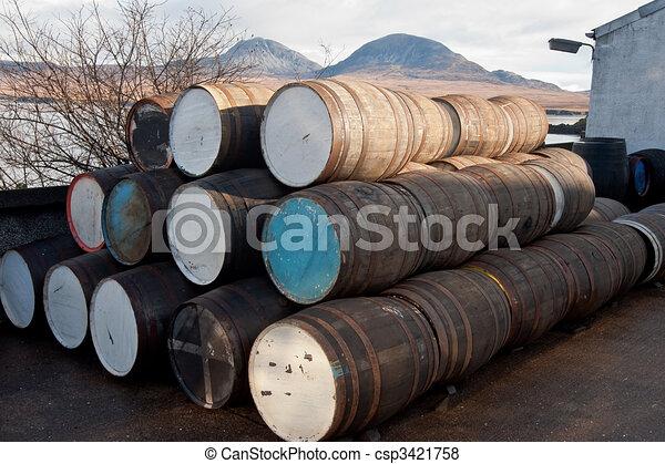 Barrels - csp3421758