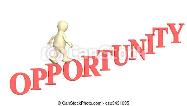 Opportunity of development  - csp3431035