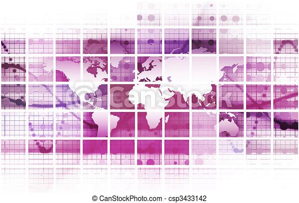 Security Network - csp3433142