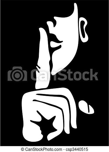 Silence - csp3440515