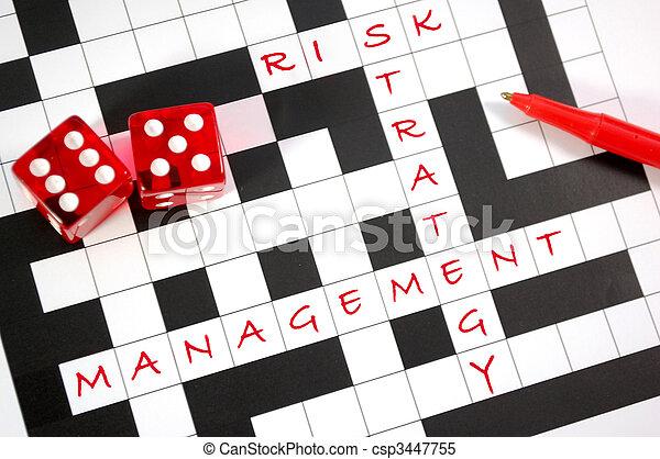 Risk management - csp3447755