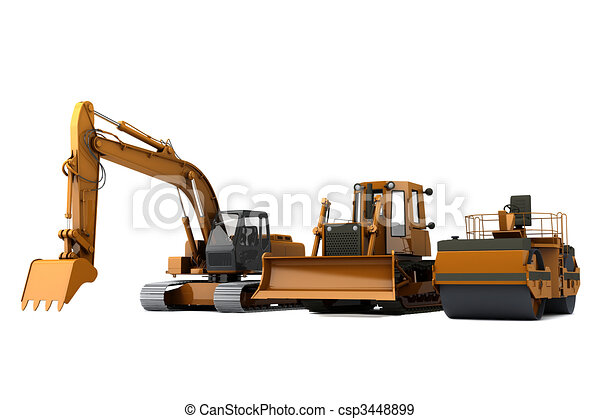 Road machinery - csp3448899