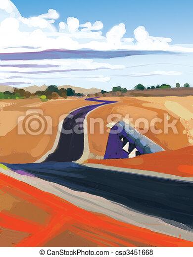 Pipeline Horizon - csp3451668