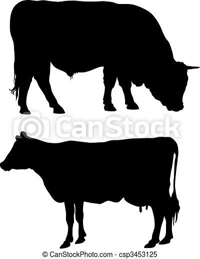 Farm animals - csp3453125