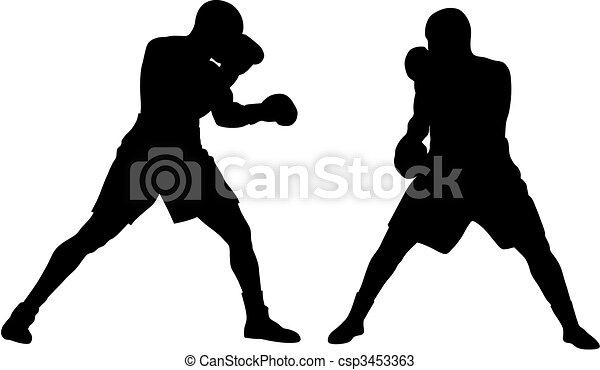 Boxing - csp3453363