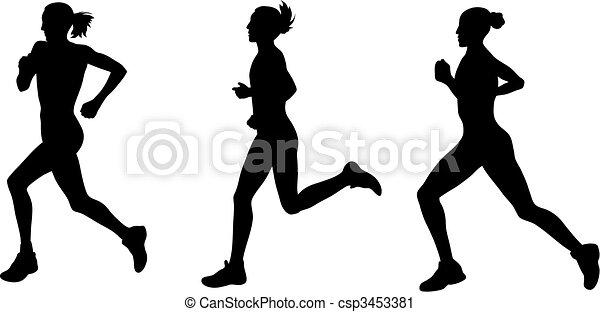 Marathon - csp3453381