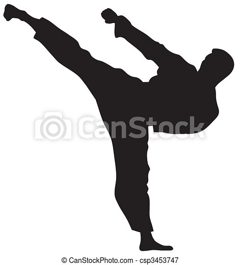 Martial Art - csp3453747