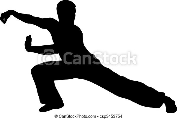 Martial Art - csp3453754