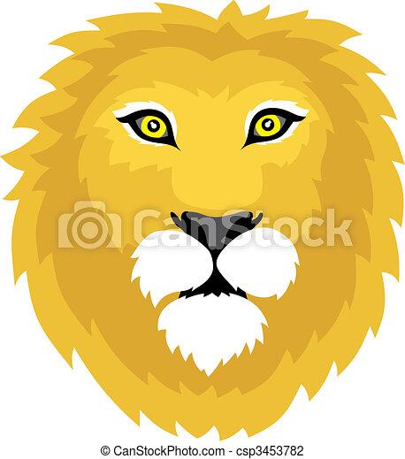 Lion - csp3453782