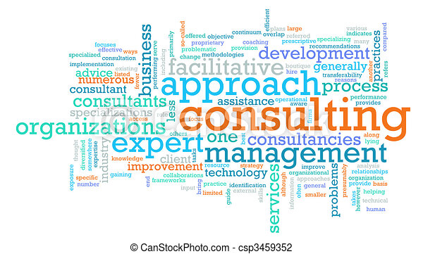 Management Consulting - csp3459352