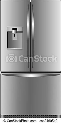 Domestic refrigerator with unit fo - csp3460540