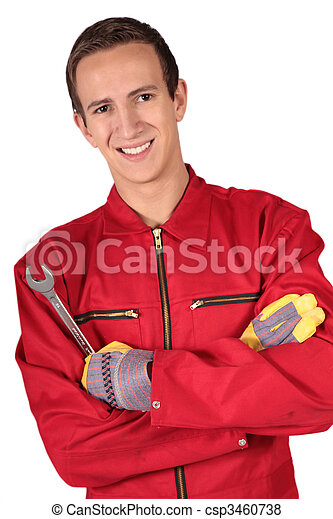 Mechanic trainee - csp3460738