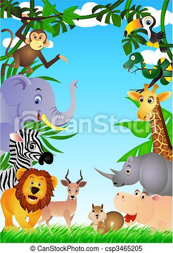 Animal - csp3465205
