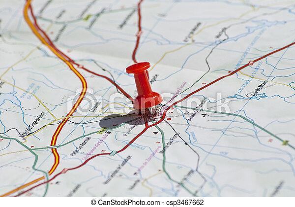 Travel destination - csp3467662