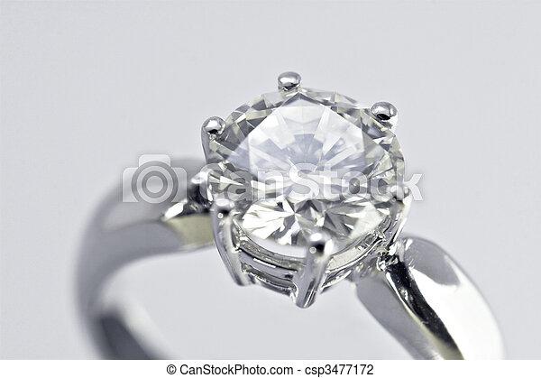 Diamond Ring - csp3477172