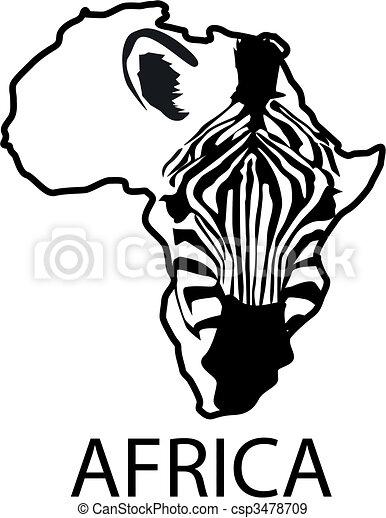 Africa - csp3478709