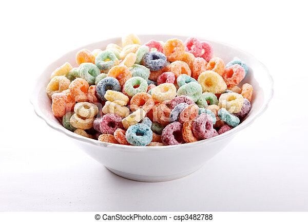 Pel culas de cereal rojo verde amarillo naranja for Tazon cereales