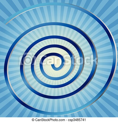 Spiral - csp3485741