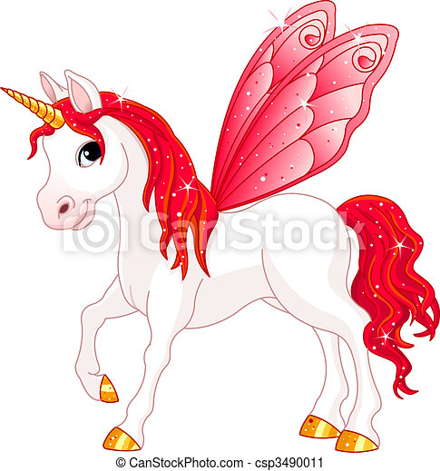 Fairy Tail Red Horse - csp3490011