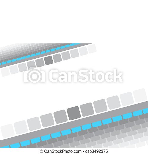 Abstract gray background3 - csp3492375