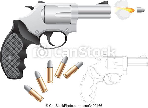 Revolver - csp3492466