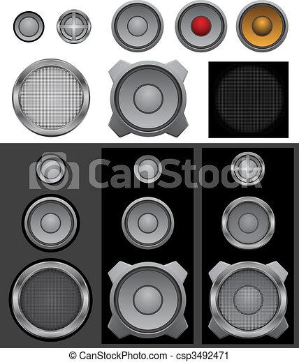 Speaker basic - csp3492471